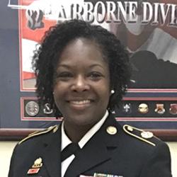 Sgt. Carla Diggs