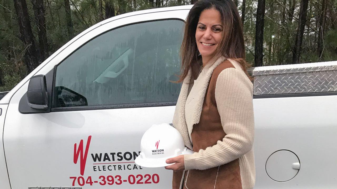Stacie Herrera - Watson Electrical Construction Co. LLC