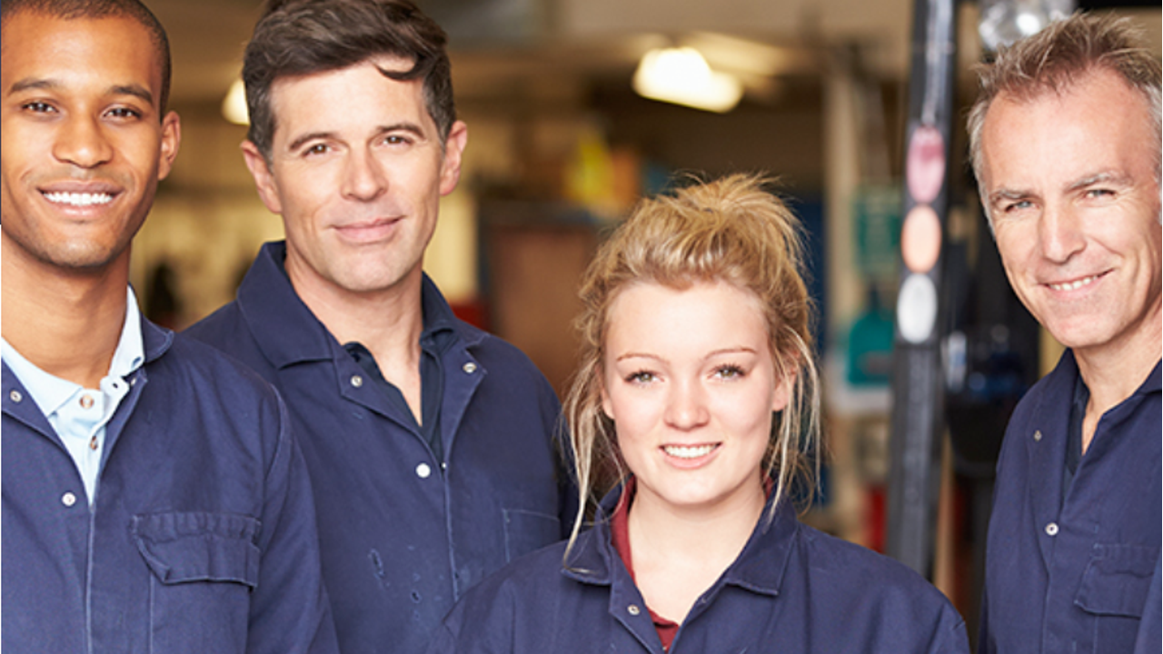 Davidson and Davie Apprenticeship Consortium apprentices