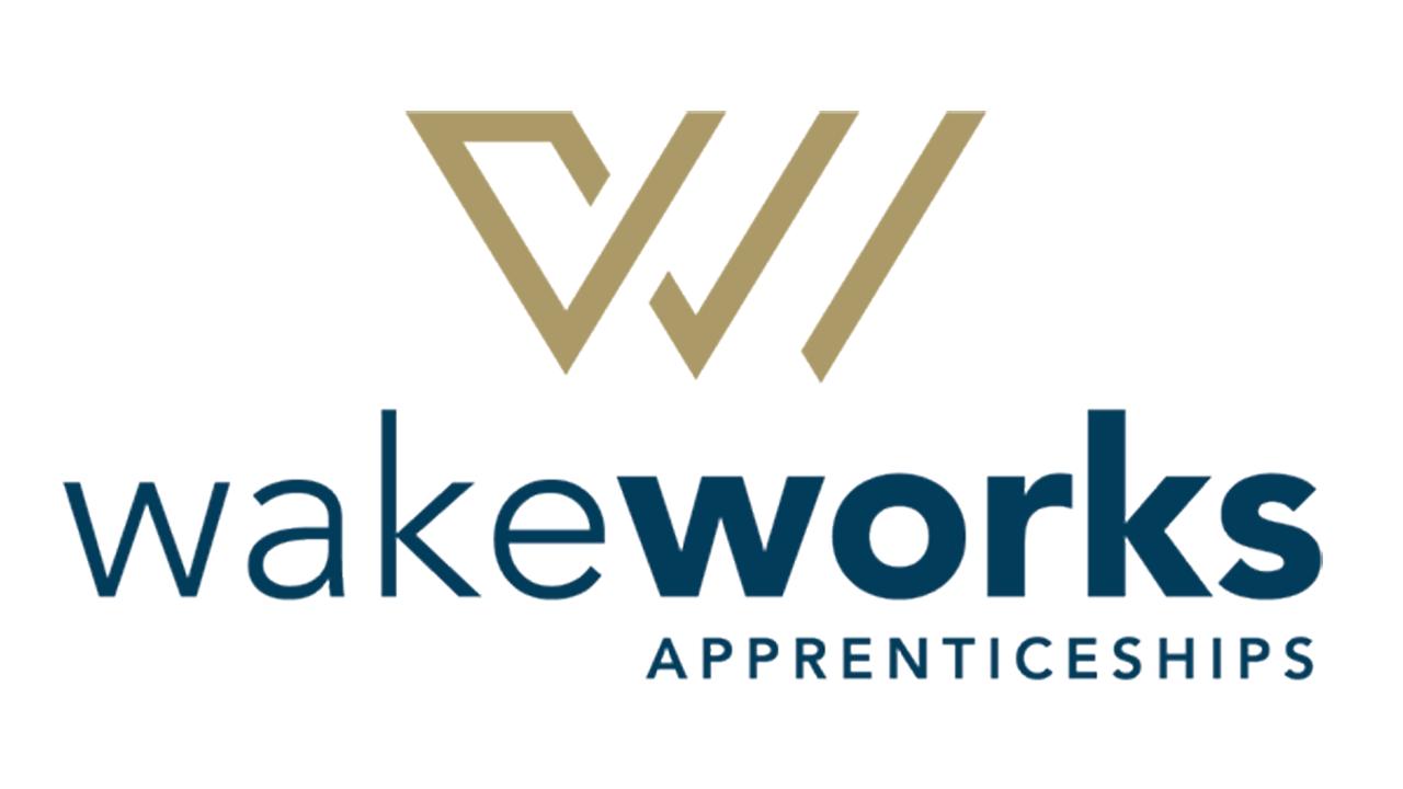 Wake Works logo