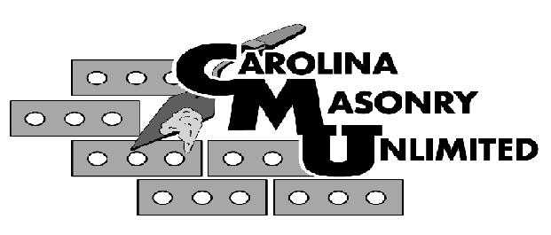 Carolina Masonry Unlimited logo