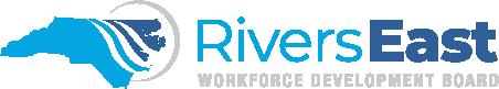 Rivers East Workforce Development Board logo
