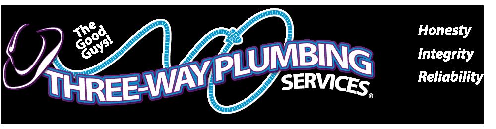 Three Way Plumbing logo