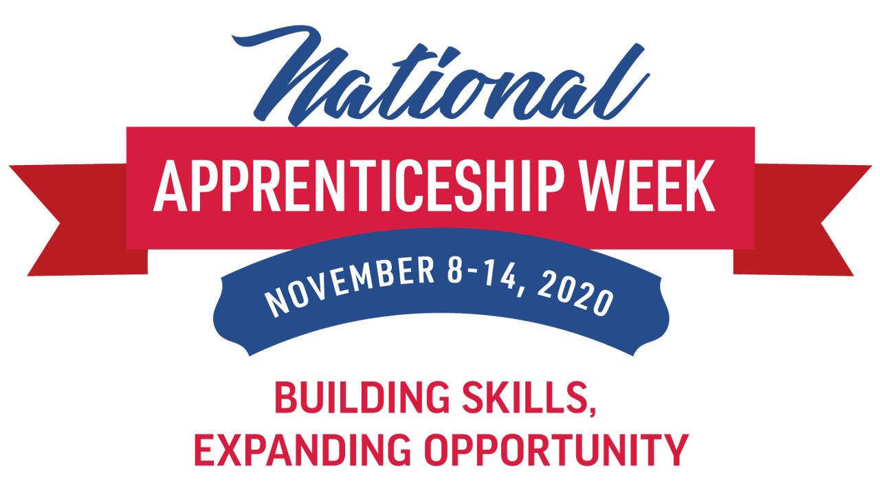 National Apprenticeship Week logo
