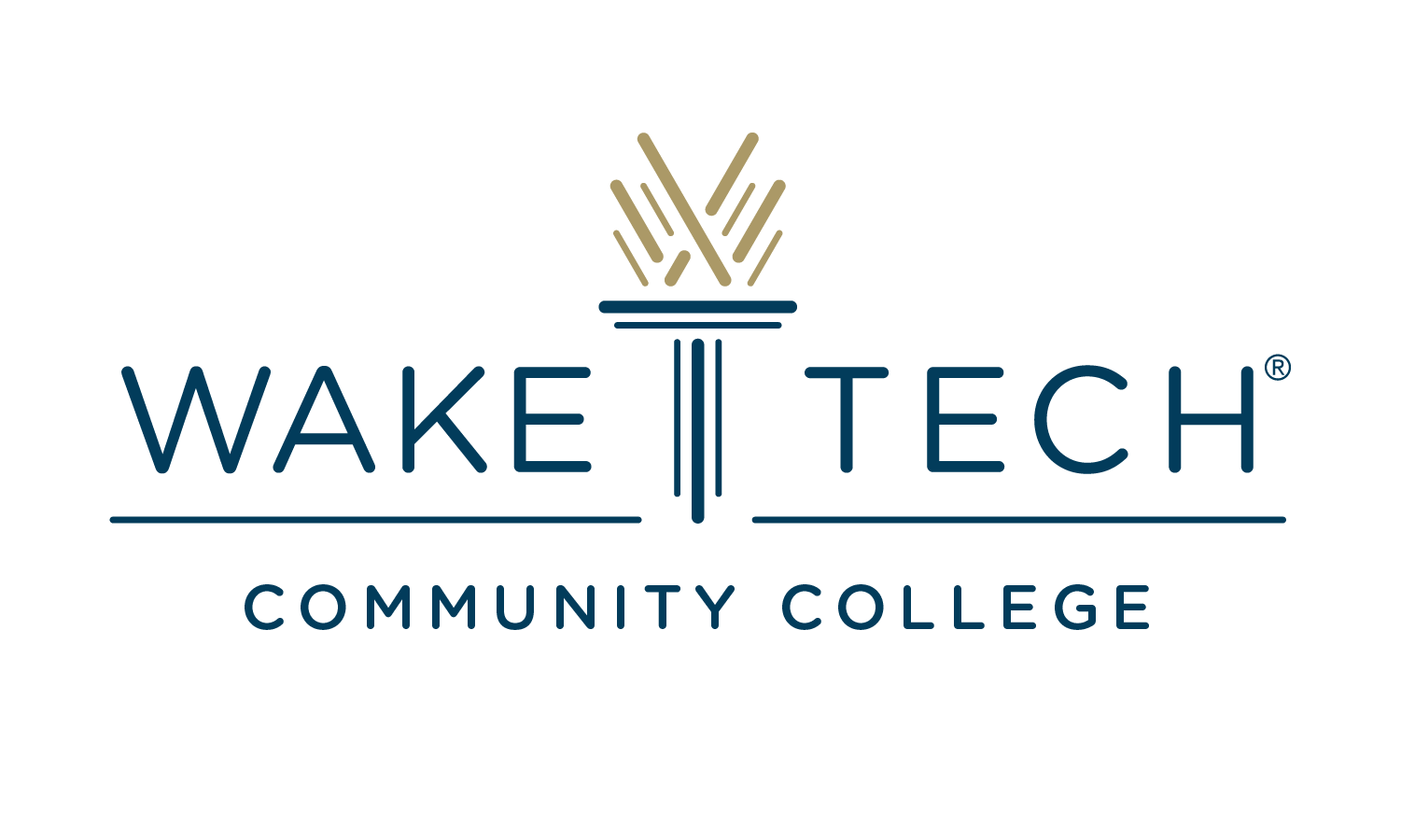 Wake Tech logo