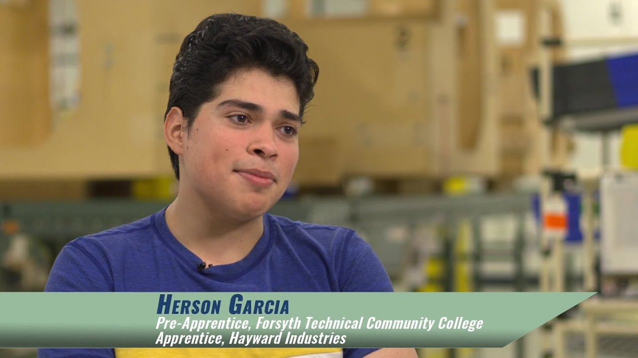 2020 Outstanding Registered Pre-Apprentice - Herson Garcia