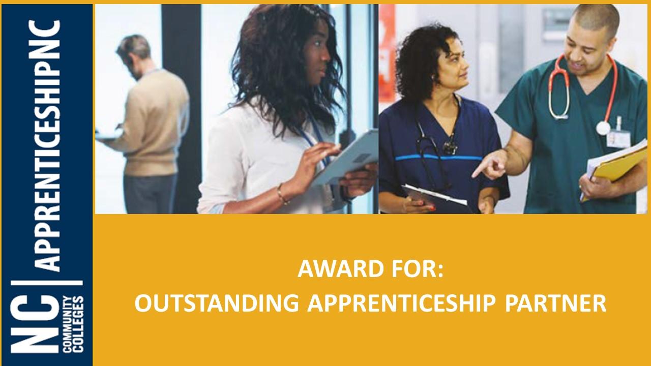 2021 Outstanding Pre-Apprenticeship Program Recognition Cape Fear Community College