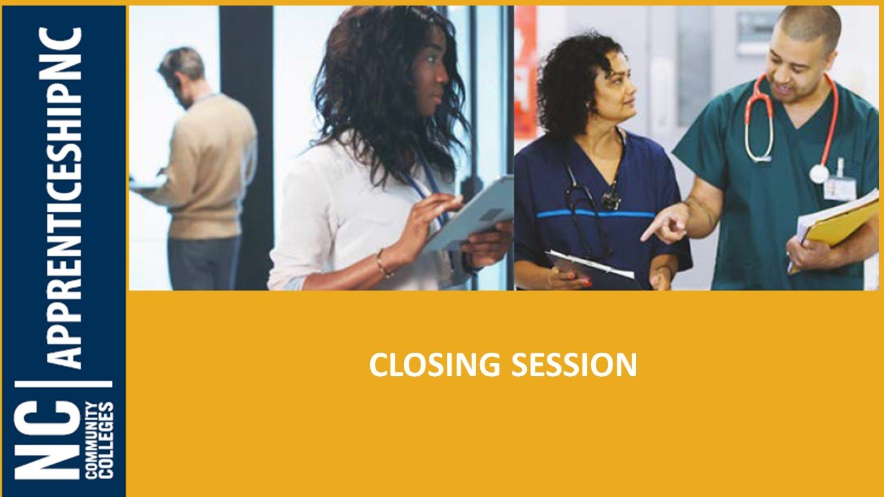 Closing Speaker - Tariq Bokhari Carolina Fintech Hub