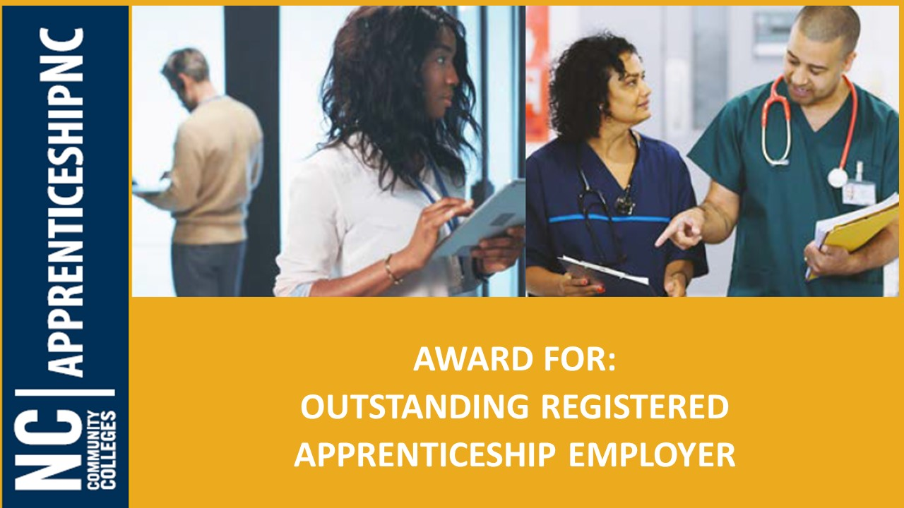 2021 Outstanding Registered Apprenticeship Employer Recognition Smithfield Foods Inc.